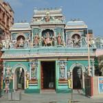 Sri Veeramakaiamman templet. Singapore