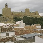 Vy över Antequera