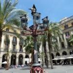 Placa del Rei. Barcelona