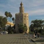 Torre del Oro. Sevilla