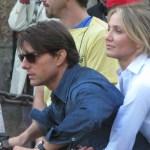 Tom Cruise och Cameron Diaz. Sevilla