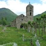 Kyrkan. Erill la Vall (U)