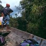 På väg in i Morowali