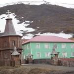 Kyrkan. Barentsburg