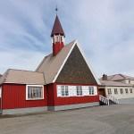 Kyrkan. Longyearbyen