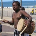 Gatumusiker. Durban