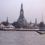Templet Wat Arun. Bangkok