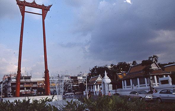 Stora gungan. Bangkok
