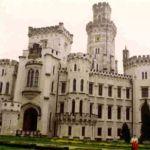 Slottet i Hluboka