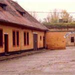 Fd koncentrationslägret. Terezin