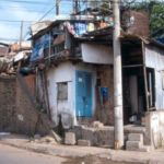 Slumbostad. Saigon