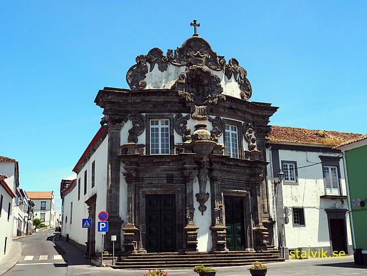 Igreja do Espirito Santos. Ribeira Grande