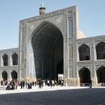 Stora moskén. Isfahan (U)