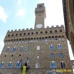 Palazzo Vecchio. Florens (U)