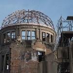 Atombombsdomen. Hiroshima. Japan (U)