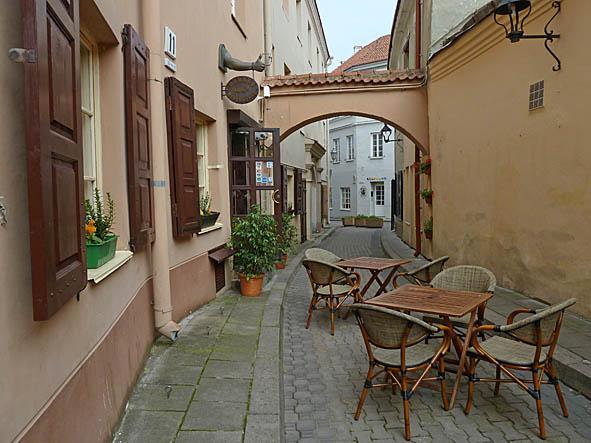 Fd judiska kvarteren. Vilnius
