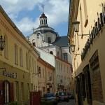Gamla staden. Vilnius (U)