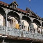 Vackert hus. Antananarivo