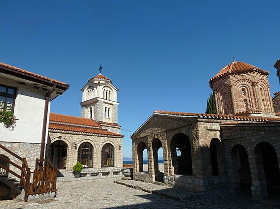 Klostret Sv Naum. Naum (U)