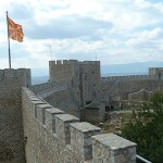 Tsar Samoils borg. Ohrid (U)