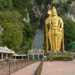 Batu Cave. Kuala Lumpur