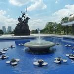 Frihetsmonumentet. Kuala Lumpur