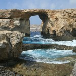 Azure Window. Dwejra. Gozo