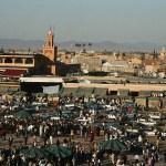 Djema el-Fna. Marrakech (U)