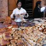 Brödbutik. Meknes