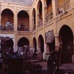 Gammalt hus. Marrakech