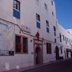 Den gamla staden. Essaouira