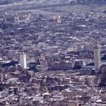 Vy över Fez
