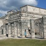 Tempel. Chichen Itza