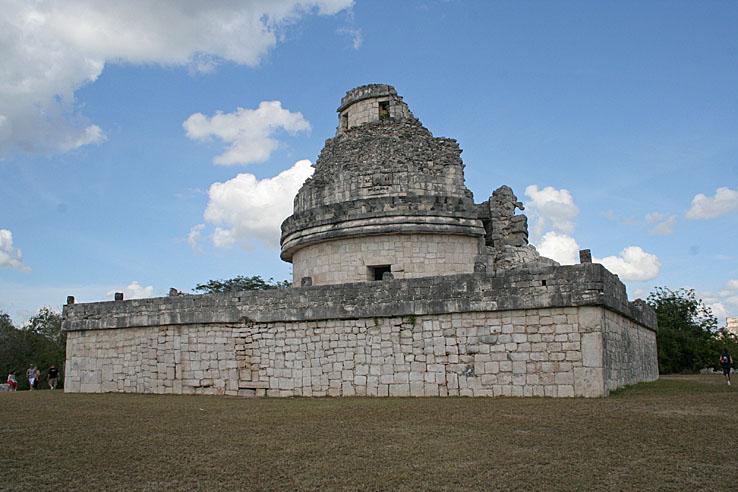 Observatoriet. Chichen Itza (U)