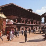 55 Window Castle. Bhaktapur (U)