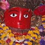 Den röde Machendranath. Kathmandu