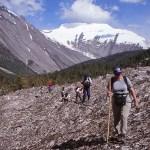 Glaciärvandring vid Paungda Danda