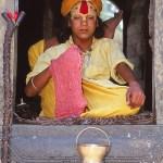 Helig man. Kathmandu. Nepal
