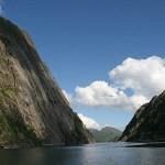 Trollfjorden. Lofoten