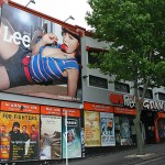 Jeansreklam. Auckland