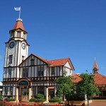 Kyrkan. Rotorua