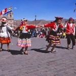 Folkfest. Cusco