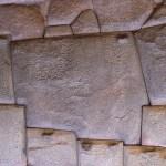 Inkavägg. Cusco. Peru (U)