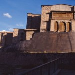 Coricancha-templet. Cuzco. Peru