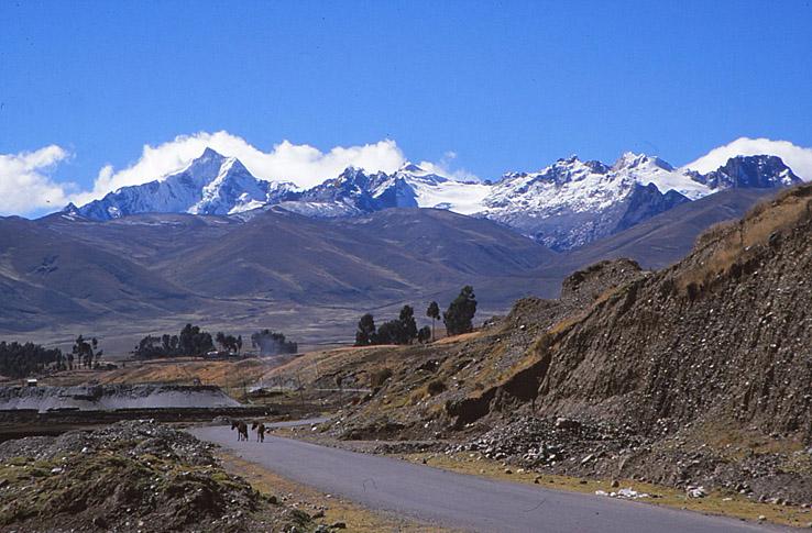 Parque Nacional Huascaran. Huaraz (U)