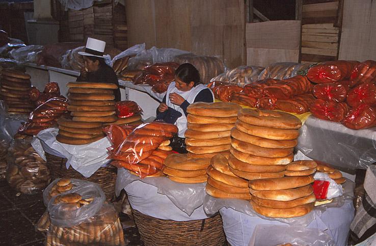 Brödbutik. Lima