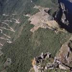 Vägen till Machu Pichhu