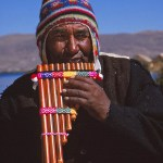 Urusindian. Titicacasjön