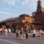 Leninmausoleet. Moskva (U)