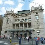 Stadsteatern. Belgrad